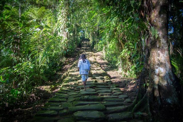 Choáng ngợp với thành phố cổ đang khai quật tại Colombia - 5