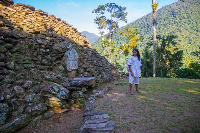 Choáng ngợp với thành phố cổ đang khai quật tại Colombia - 6