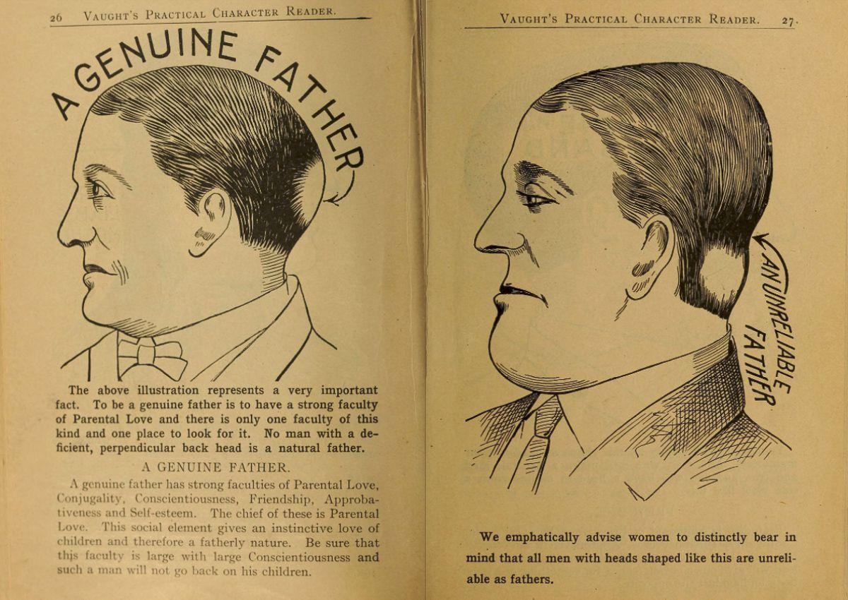 """Choáng với sách xem tướng """"phũ phàng"""" đầu thế kỉ 20 - 5"""