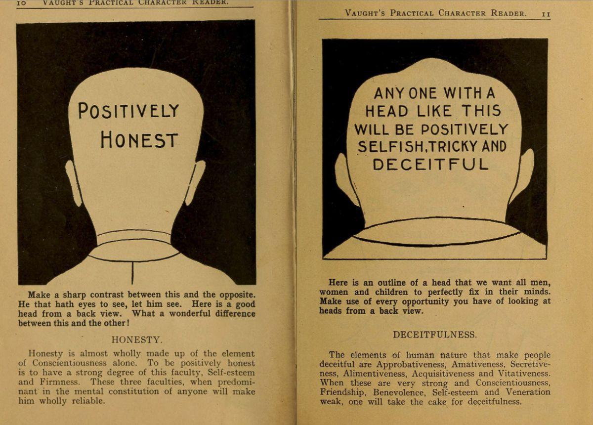 """Choáng với sách xem tướng """"phũ phàng"""" đầu thế kỉ 20 - 2"""