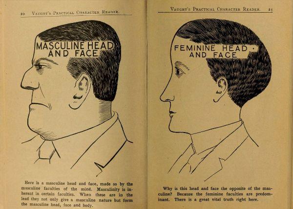 """Choáng với sách xem tướng """"phũ phàng"""" đầu thế kỉ 20 - 3"""