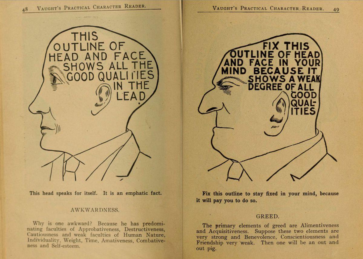 """Choáng với sách xem tướng """"phũ phàng"""" đầu thế kỉ 20 - 8"""