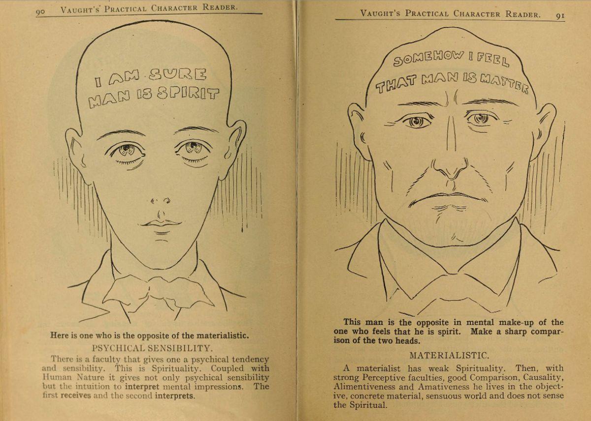 """Choáng với sách xem tướng """"phũ phàng"""" đầu thế kỉ 20 - 10"""