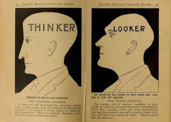 """Choáng với sách xem tướng """"phũ phàng"""" đầu thế kỉ 20 - 7"""