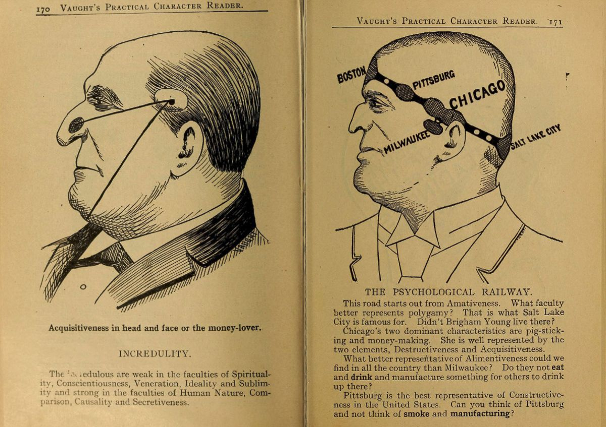 """Choáng với sách xem tướng """"phũ phàng"""" đầu thế kỉ 20 - 13"""