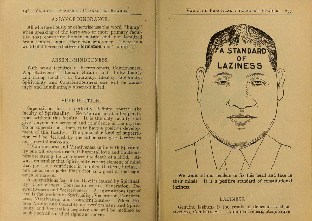 """Choáng với sách xem tướng """"phũ phàng"""" đầu thế kỉ 20 - 15"""