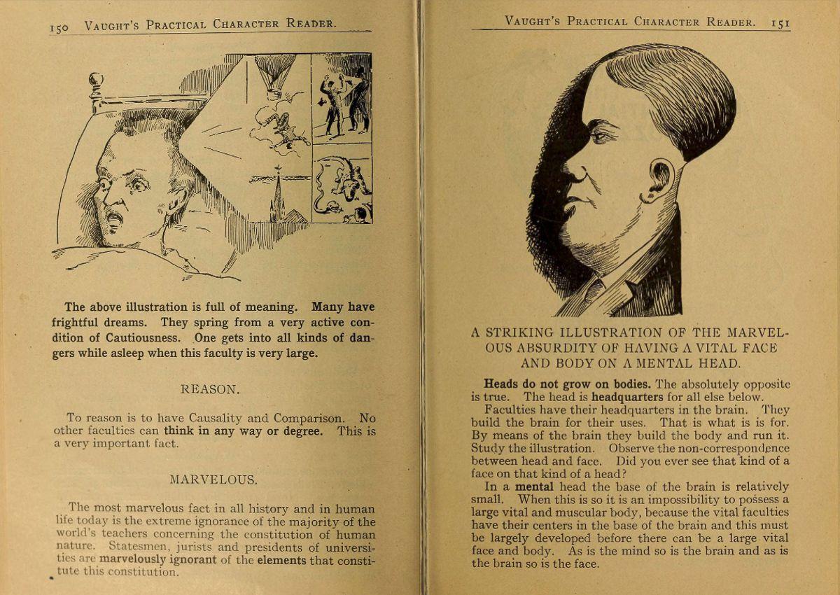 """Choáng với sách xem tướng """"phũ phàng"""" đầu thế kỉ 20 - 11"""