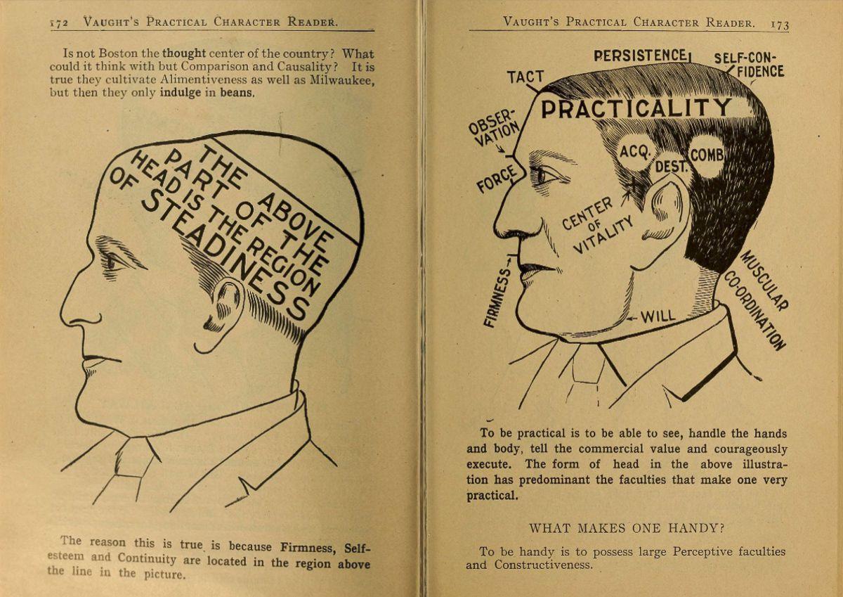 """Choáng với sách xem tướng """"phũ phàng"""" đầu thế kỉ 20 - 14"""