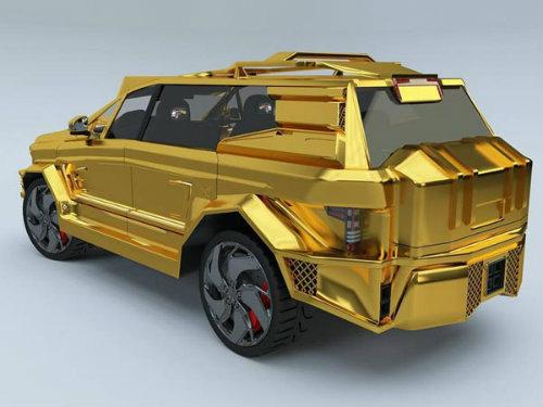 Sẽ có xe bọc vàng tháp tùng ông Donald Trump? - 3