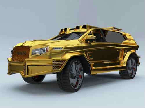 Sẽ có xe bọc vàng tháp tùng ông Donald Trump? - 4