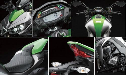 So thắng thua giữa Yamaha MT-10 và Kawasaki Z1000 - 7