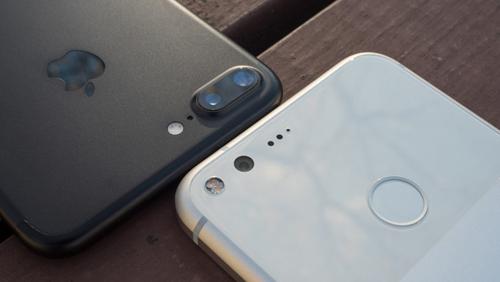 Camera của Google Pixel XL đọ tài cùng iPhone 7 Plus - 1