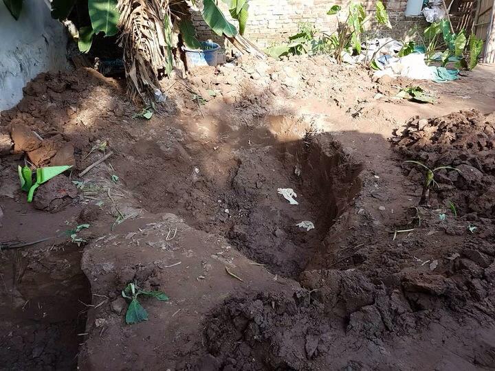 Vụ 2 bé gái mất tích: Nghi phạm khai nơi chôn nạn nhân - 1