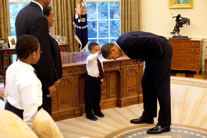 Nhiếp ảnh gia Nhà Trắng nói gì sau 8 năm chụp Obama? - 4