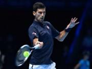 Thể thao - Djokovic - Nishikori: Thần tốc vào chung kết (ATP Finals)