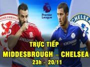 Bóng đá - Chi tiết Middlesbrough – Chelsea: Courtois giải nguy (KT)