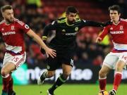 Bóng đá - Middlesbrough - Chelsea: Chớp thời cơ lên số 1 BXH