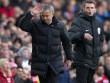 """MU dính đòn phút 89: """"Thuyết âm mưu"""" phản bội Mourinho"""
