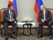 """Tổng thống Duterte gặp """"thần tượng"""" Putin"""