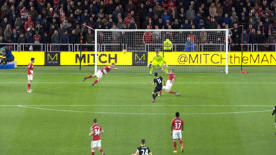 Chi tiết Middlesbrough – Chelsea: Courtois giải nguy (KT) - 6