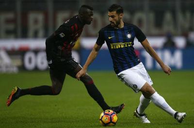 Chi tiết AC Milan - Inter: Người hùng Perisic (KT) - 3