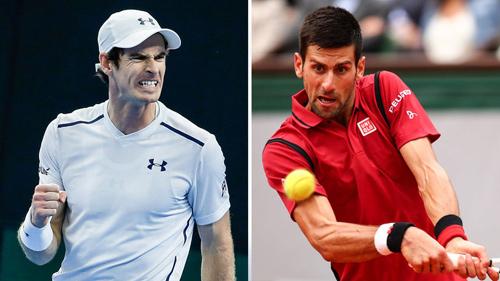 Murray – Djokovic: Giật cúp ấn tượng (CK ATP Finals) - 1