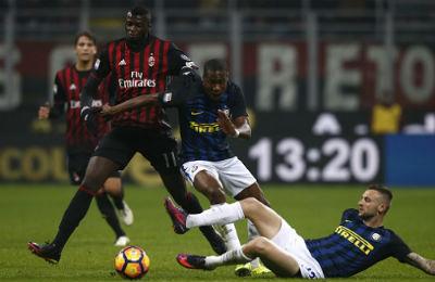 Chi tiết AC Milan - Inter: Người hùng Perisic (KT) - 4