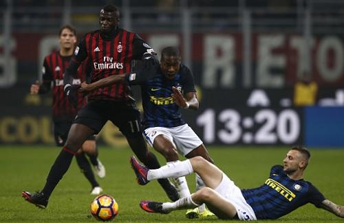 AC Milan - Inter: Rượt đuổi đến nghẹt thở - 1
