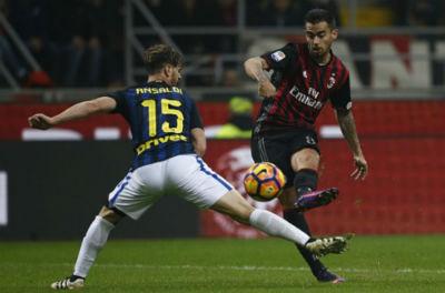 Chi tiết AC Milan - Inter: Người hùng Perisic (KT) - 5