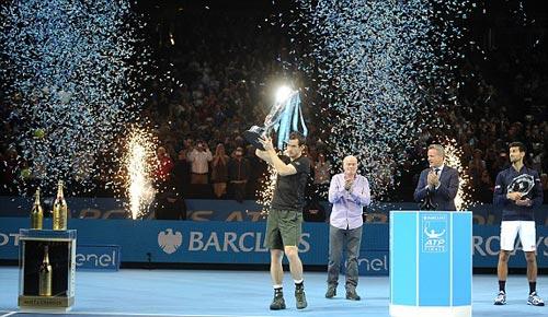 """Hạ Djokovic, """"lần đầu"""" ngọt ngào của Murray - 10"""