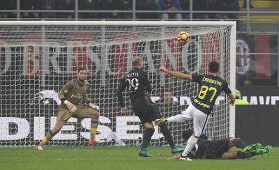 Chi tiết AC Milan - Inter: Người hùng Perisic (KT) - 7