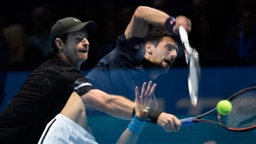 """Djokovic: """"Vợ Murray còn nỗ lực hơn chồng"""" - 1"""