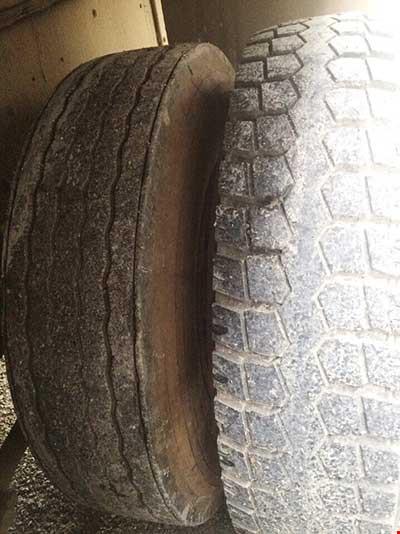 Ô tô vi phạm bị tráo vỏ trong bãi giữ xe - 3