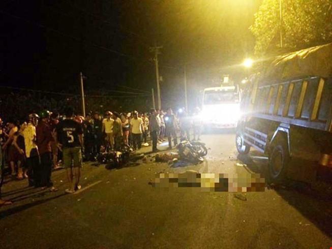 Nguyên nhân ban đầu vụ TNGT 5 người chết ở Bà Rịa-Vũng Tàu - 1