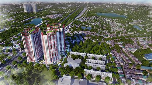 """Imperial Plaza – """"Hiện tượng"""" bất động sản khu nam Hà Nội - 1"""
