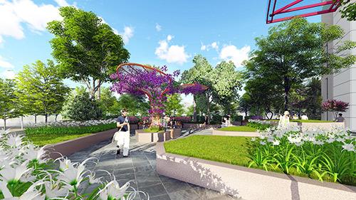 """Imperial Plaza – """"Hiện tượng"""" bất động sản khu nam Hà Nội - 2"""