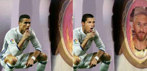 """Bị chê đồng tính, Ronaldo đáp trả """"OK nhưng tôi giàu"""" - 4"""