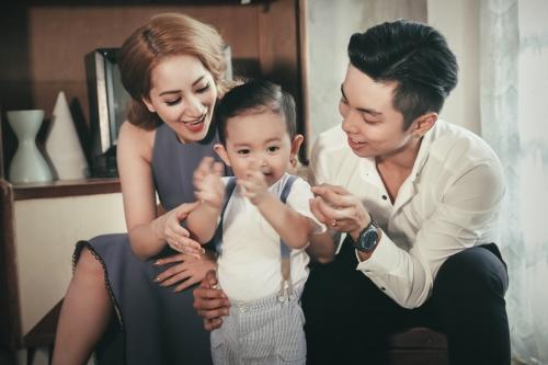 """Cuộc sống viên mãn của cặp """"đũa lệch"""" Khánh Thi - Phan Hiển - 1"""