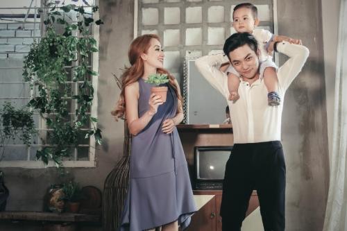 """Cuộc sống viên mãn của cặp """"đũa lệch"""" Khánh Thi - Phan Hiển - 2"""