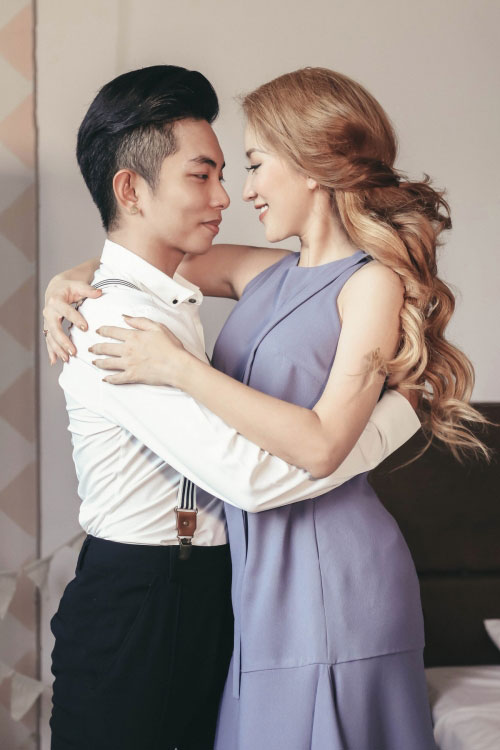"""Cuộc sống viên mãn của cặp """"đũa lệch"""" Khánh Thi - Phan Hiển - 3"""