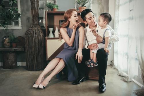 """Cuộc sống viên mãn của cặp """"đũa lệch"""" Khánh Thi - Phan Hiển - 4"""