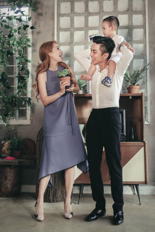 """Cuộc sống viên mãn của cặp """"đũa lệch"""" Khánh Thi - Phan Hiển - 7"""