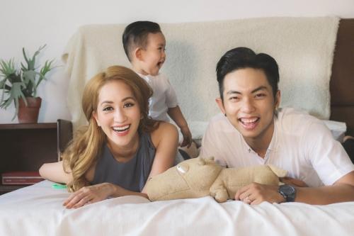 """Cuộc sống viên mãn của cặp """"đũa lệch"""" Khánh Thi - Phan Hiển - 9"""
