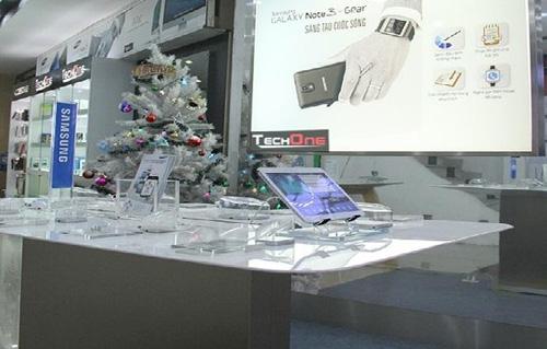 Ưu đãi cho khách hàng lên đời điện thoại Samsung dịp cuối năm - 1