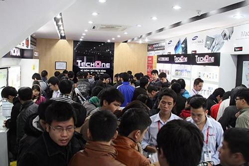 Ưu đãi cho khách hàng lên đời điện thoại Samsung dịp cuối năm - 2