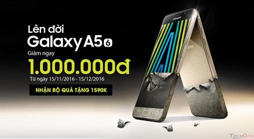 Ưu đãi cho khách hàng lên đời điện thoại Samsung dịp cuối năm - 3