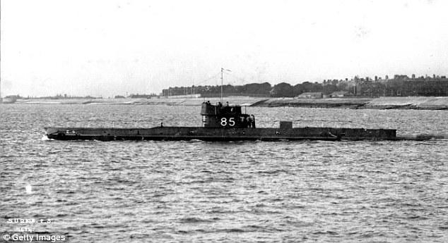 Tìm thấy tàu ngầm Anh chở 29 người đắm cách đây 100 năm - 2