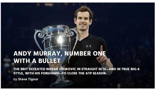 Federer & báo chí ngả mũ trước người hùng Murray - 9