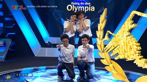 """""""Cậu bé google"""" và nỗi lo trượt ngôi vô địch Olympia - 3"""