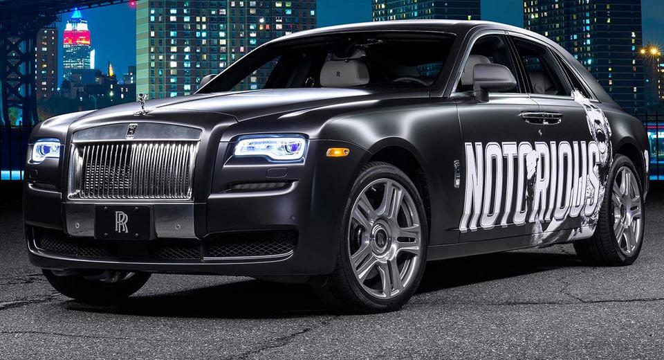 """Soi Rolls-Royce Ghost cực độc của """"gã điên"""" Conor McGregor - 1"""